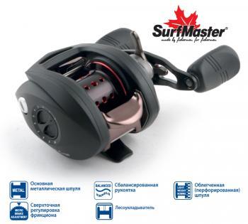 Мультипликаторные катушки SurfMaster